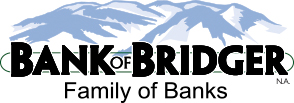 Bank of Bridger Logo